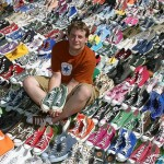 World's Largest Chucks Collection