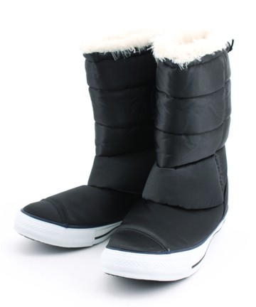 Converse-All-Star-Fluffy-Boots-Shin-Hi-1