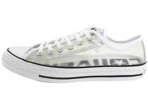 Converse Chuck Taylor All Star Clear Ox Side View