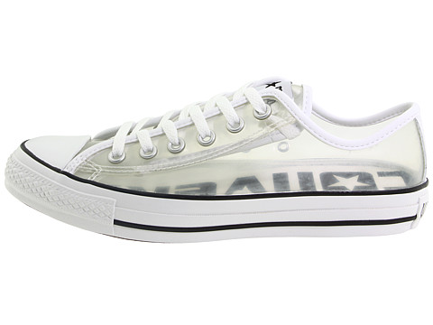 Converse Chuck Taylor All Star Clear Ox Side View 3b8ea55ac6