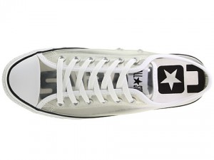 Converse Chuck Taylor All Star Clear Ox Top View