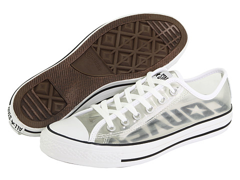 Converse Chuck Taylor All Star Clear Ox