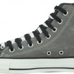 Converse Chuck Taylor All-Star Vintage Double Upper Hi Top Side View