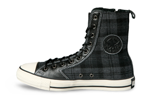 Chuck Taylor All Star Woo-Check Shin-Hi Black