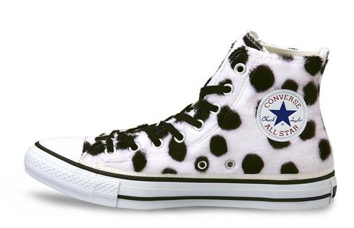 Converse Chuck Taylor All Star Dambi Dalmatian Color