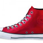 Converse Chuck Taylor All Star Metal Python Hi Red