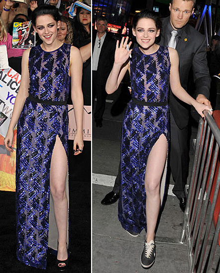 Kristen Stewart at Breaking Dawn Part 1 Premiere