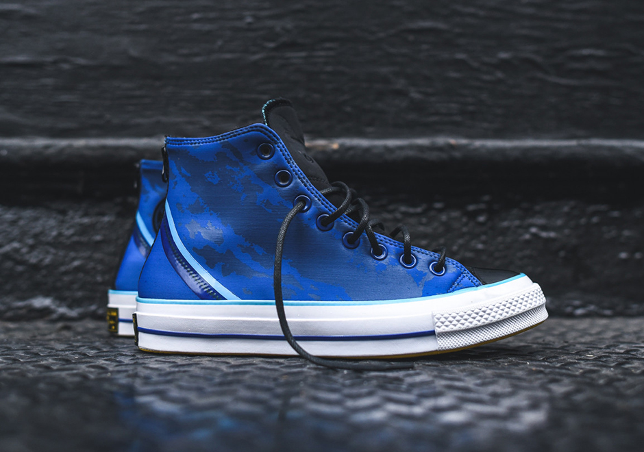 converse chuck taylor all star wetsuit blue