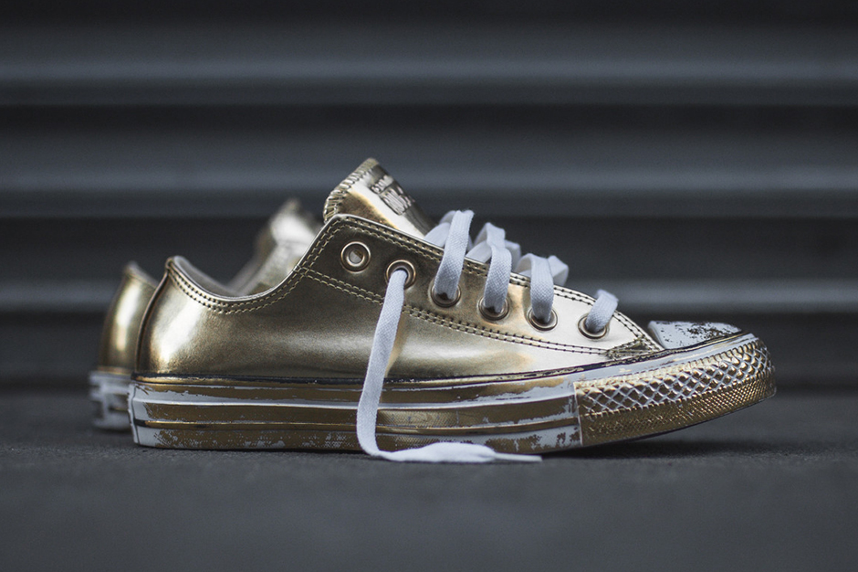 Converse Chuck Taylor Gold Low Top