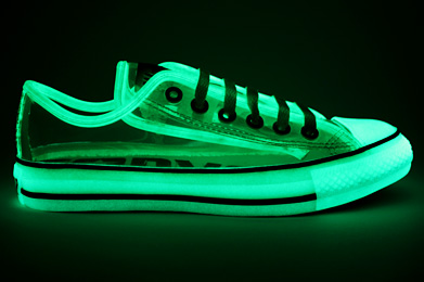 6952688bc1d1 Converse Chuck Taylor Glow in the Dark Edition